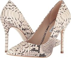 Steve Madden Womens DaisieP Pump Natural Snake 10 M US >>> You can find more details by visiting the image link. (This is an affiliate link)