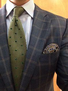 espumaqantica:  styleforumnet:  Green tie challenge  Thanks SF! I made the cut! :)