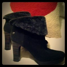NWT UGG Dandylion Boots Hard to find style in all sizes in this color. Still being sold in stores. Brand new with tags! As of Nov 24, 2015 these are $160 at Nordstrom Rack--get a better deal here! UGG Shoes