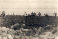 Battalion crossing No Man's Land at Thiepval 1916 No Mans Land, Land Art, World War I, Wwi, Aesthetics, History, Image, World War One, Historia