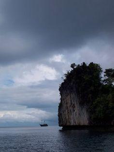 Raja Ampat, Indonesia.