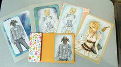 notecards by gozer