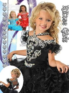 Wholesale Flower Gril Dresses - Buy 2013 STUNNING OFF THE SHOULDER RITZEE CUPCAKE PAGEANT DRESS 1-24 MONTHS CAN BE CUSTOM-MADE, $75.57 | DHgate.com