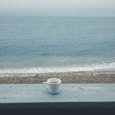 DanaMichele ♡ #photography #coffee #Ocean