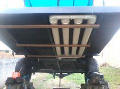 HOME › Fóruns › Caravanismo › Trailers › FABRICAÇÃO DE UM TRAILER OFF- ROAD › RE: FABRICAÇÃO DE UM TRAILER OFF- ROAD 30 de agosto de 2014 às 11:43 #53810 EdintruderParticipante Interessante essas caixas que estás usando. Eu estou fazendo os 4 tanques com canos de PVC de 100mm. Cada tanque comporta 56lts de água …