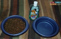 I've tried dog mints in the past - but they didn't work. I found a dog mouthwash (Dental Fresh drinking water additive) that got rid of my dog's bad breath!