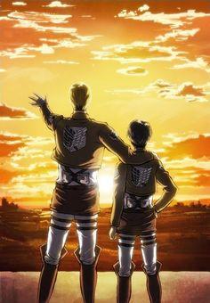 Beautiful World: Erwin and Levi