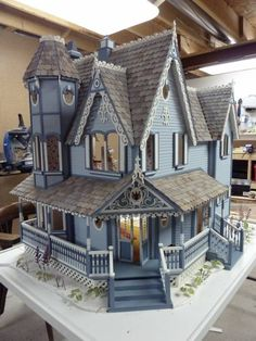This is pretty much the same structure as my dollhouse!