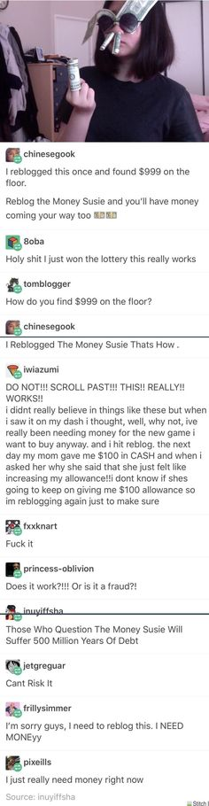 money susie