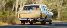 holden kingswood hk wagon - my soon to be husband was 18, I was 16! His first car!