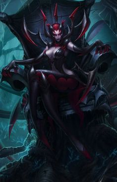 Repost from Worldbuilding and charm of character sets GLN apart from bland amalgams of resources; it represents an ever expandable revolution. Lol League Of Legends, Champions League Of Legends, League Of Legends Characters, Fantasy Characters, Anime Characters, Character Concept, Character Design, Spider Queen, Sci Fi Art