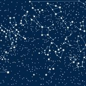 Constellation fabric