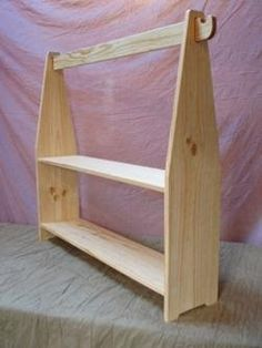 Playstand - plantation pine, basic section. Sld through winterwood, pine timber.