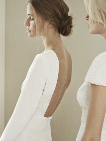 Charlotte Simpson, wedding gown, bridal dress