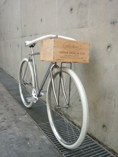 CLAIRE Messenger Bike