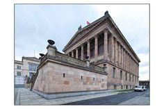 08.09.04.07 Berlin - Alte Nationalgalerie - Friedrich August Stüler