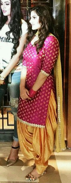 Punjabi salwar suits  Designer salwar suit  Partywear Punjabi suit