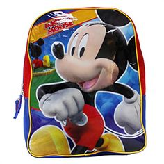 Disney Mickey Mouse 15 Medium Backpack Bag * Find out more about the great product at the image link.