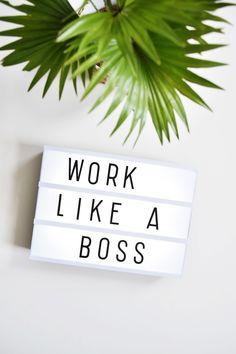Photo by @jenniefromtheblog // www.jenniefromtheblog.com - Lightbox - work like a boss