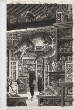 Bernie Wrightson - Comic Book Illustrator of mostly Horror tales.
