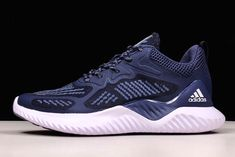 8308ff376 Adidas AlphaBounce Beyond Grey White Sneakers in 2019