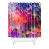 Found it at AllModern - Amy Sia Sunset Storm Polyester Shower Curtain