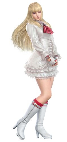 Character: Lili de Rochefort  Game: Tekken  Debut Cosplay: Unknown  Why: Because Lily is beautiful and a great fighter!