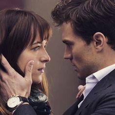 Anastasia Steele & Christian Grey... ~ Fifty Shades of Grey Movie...