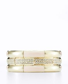 Romantic Glimmer Bracelet #ATHauteHoliday