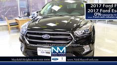 Lease a New Ford Escape for Richmond Heights OH and All of Northeast Ohi...