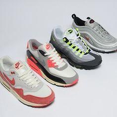 BLOG! Nike Air Max OG pack.. sizestores.co.uk/hq #size #nike #air #max #og #vintage #sizehq