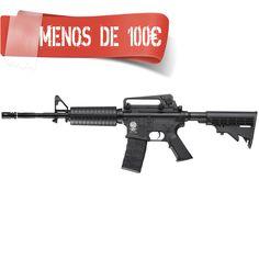 Réplica M4 de ICS CB-241, MENOS DE 100€, de la familia Combat Boy.   Si buscas Armas Airsoft Baratas pero la seguridad de una marca líder y queriendo experimentar lo que de verdad es el Airsoft, ¡COMBAT BOY! son tus réplicas  Recuerda, las Combat Boy las fabrica ICS. Estate tranquilo  #airsoftbarato #armasairsoftbaratas #replicasairsoft #airsoft #CB241 $99 Armas Airsoft, M4 Airsoft, Guns, Truths, Safety, Weapons Guns, Pistols, Gun, Shotguns