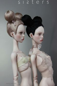 New dolls- by popovy Sis