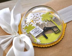 Nativity Gift Topper by Maile Belles for Papertrey Ink (September 2015)