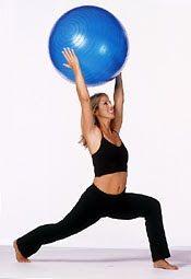 Denise Austin's Yoga Workout - Prevention.com