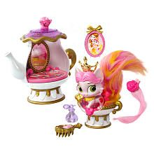 Disney Princess Palace Pets Beauty and Bliss Play Set - Belle's Kitty Rouge