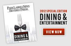 """Restaurant News"" via Park Labrea News"