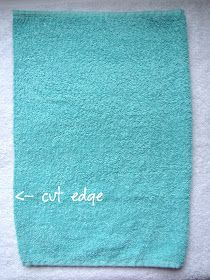 I saw this at kojo designs and have been wanting to make it ever since. I put it off for a while because we have plenty of towels at h. Sewing Crafts, Sewing Projects, Sewing Ideas, Baby Knitting Patterns, Sewing Patterns, Hooded Towel Tutorial, Hooded Bath Towels, Baby Towel, Handmade Baby