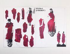 Fashion Student Portfolio - Elizabeth Meiklejohn