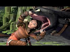 """Retractable Teeth"" How to Train Your Dragon 2 Movie Clip - YouTube"