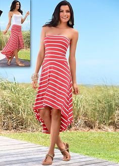 Convertible maxi dress in the VENUS Line of Dresses for Women