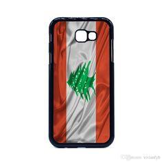 Lebanon Flag Samsung Galaxy A7 2017 Case | Republicase