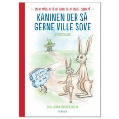 Kaninen der så gerne ville sove, er godnathistorien der får børn til at falde i søvn. Verdenskendt bog der får dit barn til at falde i søvn. Bestil online her.