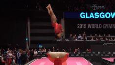 Biles now three time World Champ - Universal Sports