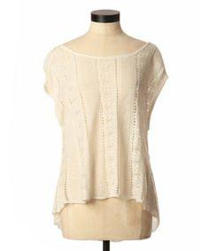 Love By Design - cowl back delicate crochet sweater in cream Munroe Shopping Spree, Cowl, Sweater Cardigan, Crochet, Sweaters, Delicate, Outfits, Cream, Board