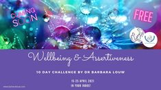 Victim Support, 10 Day Challenge, Legal Advisor, Business Advisor, Assertiveness, Trauma, Helping People, Encouragement, Challenges