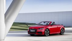 2017 Audi TT Roadster S-Line Competition  #Audi_TT_Roadster #Audi_TT #S_Line #Paris_2016 #Audi #2017MY #Segment_S #German_brands #Roadster