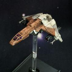 Khiraz Fighter Star Wars Ships, Star Wars Art, Star Trek, Star Wars Origami, Silly Games, Space Fighter, Imperial Assault, X Wing Miniatures, Miniatures