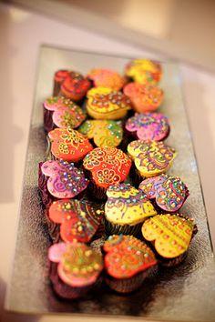 Henna cupcakes!!!