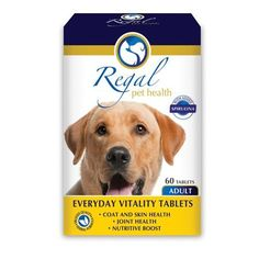 Regal Everyday Vitality Adult Tablets: 60's